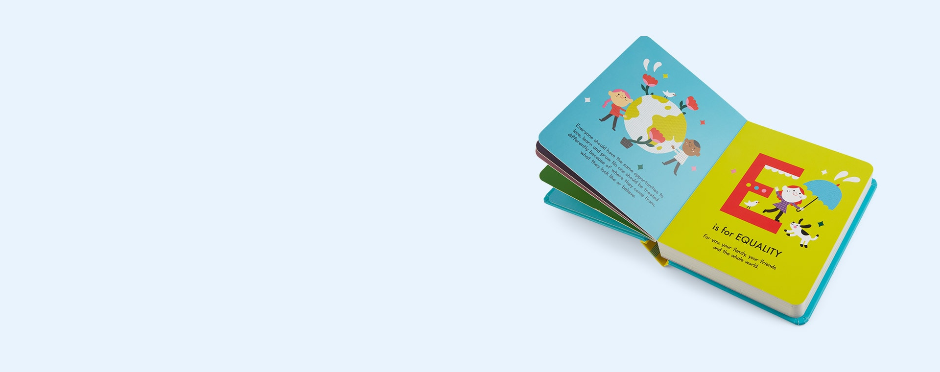 Multi bookspeed ABC Of Equality