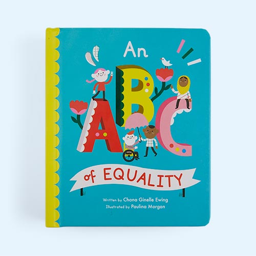 Multi bookspeed ABC Of Equality