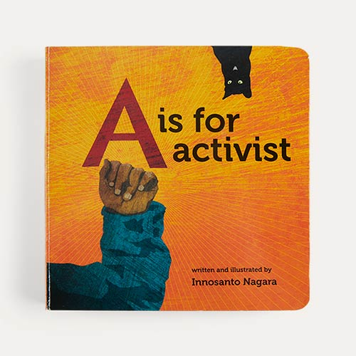 Multi bookspeed A Is For Activist