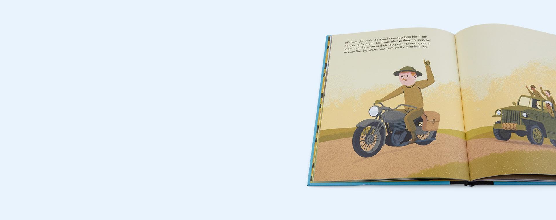 Multi bookspeed Little People Big Dreams: Captain Tom Moore