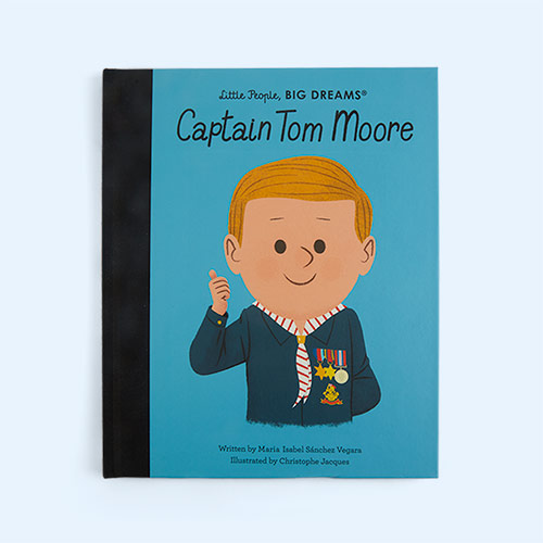 Multi bookspeed Little People Big Dreams: Captain Tom Moore