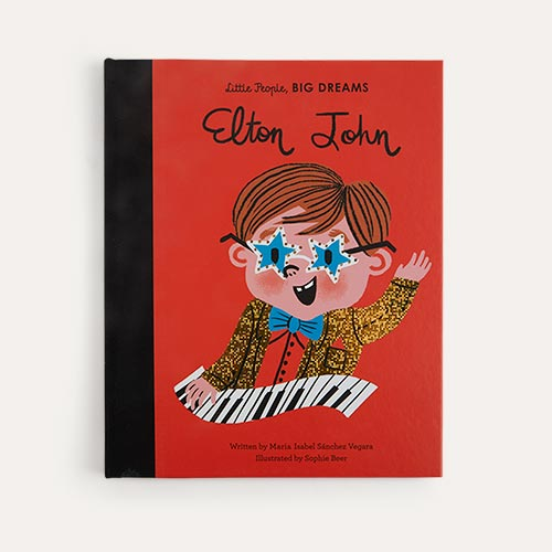 Multi bookspeed Little People Big Dreams: Elton John