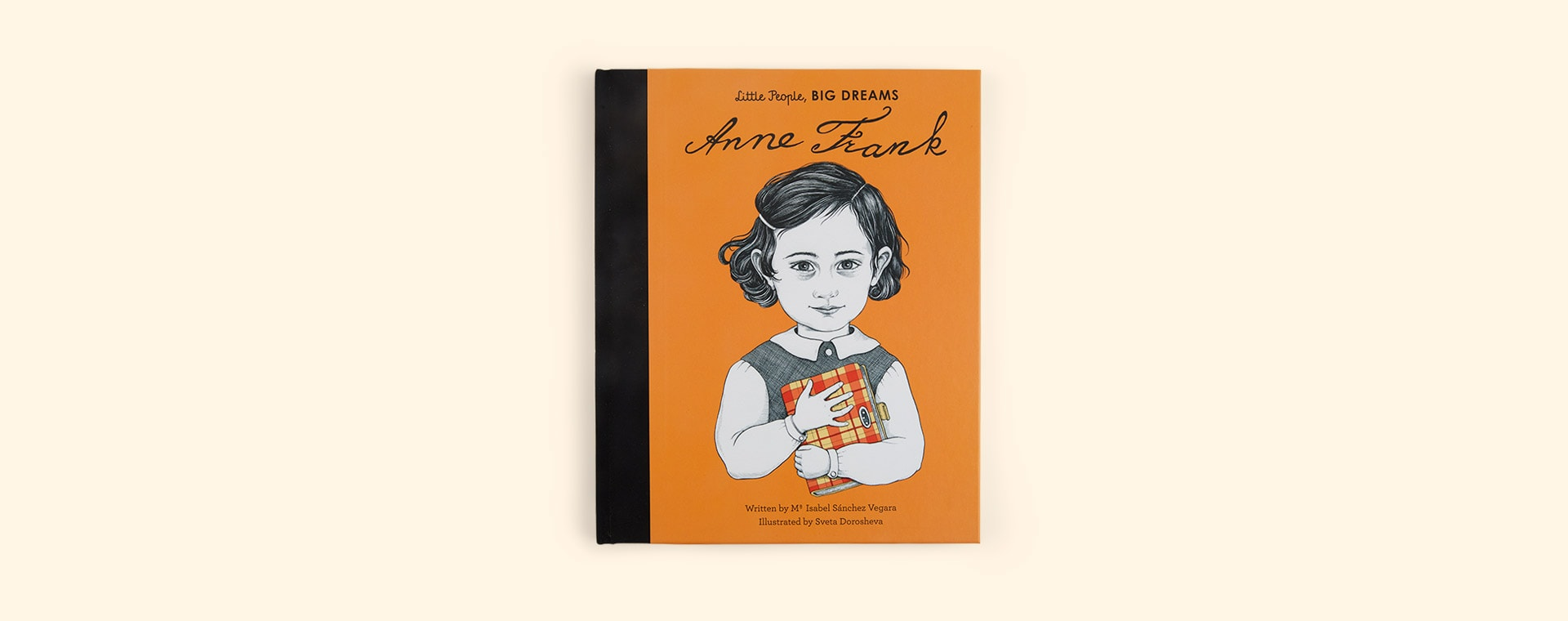 Multi bookspeed Little People Big Dreams: Anne Frank
