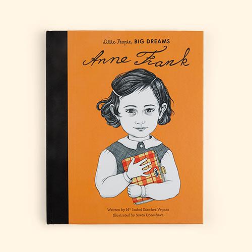Multi bookspeed Little People Big Dreams: Anne Frank