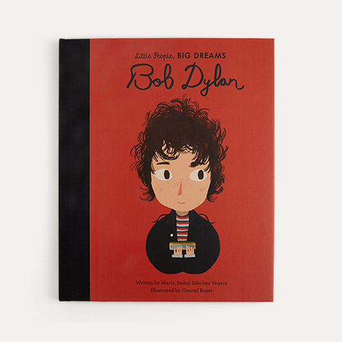 Multi bookspeed Little People Big Dreams: Bob Dylan