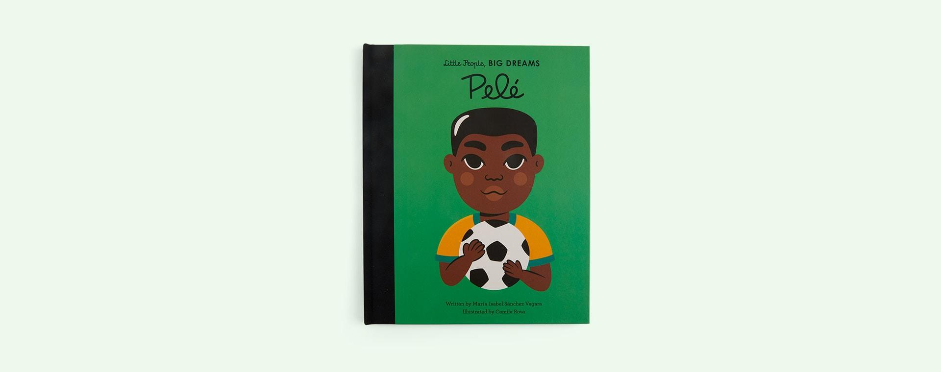 Multi bookspeed Little People Big Dreams: Pele