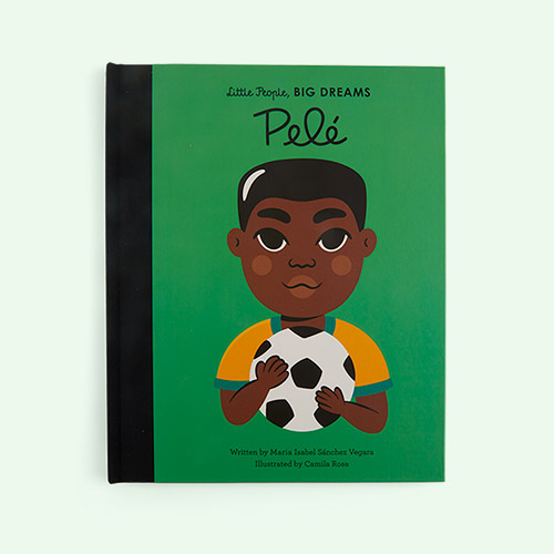 Multi bookspeed Little People Big Dreams: Pele