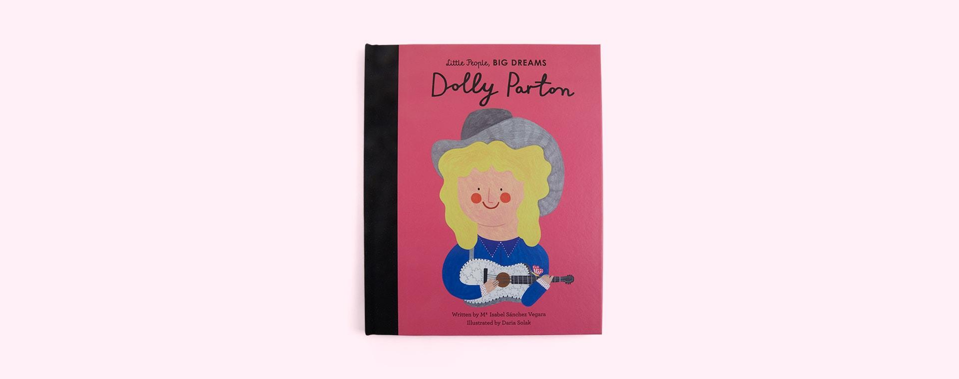 Multi bookspeed Little People Big Dreams: Dolly Parton