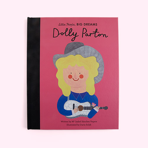 Multi bookspeed Little People Big Dreams: Dolly Parton