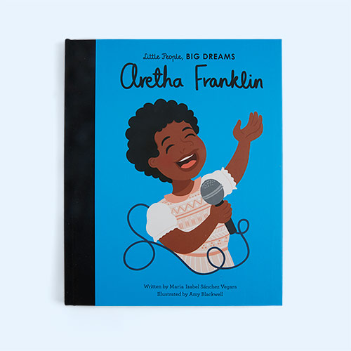 Multi bookspeed Little People Big Dreams: Aretha Franklin