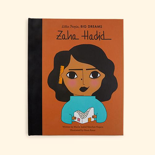 Multi bookspeed Little People Big Dreams: Zara Hadid