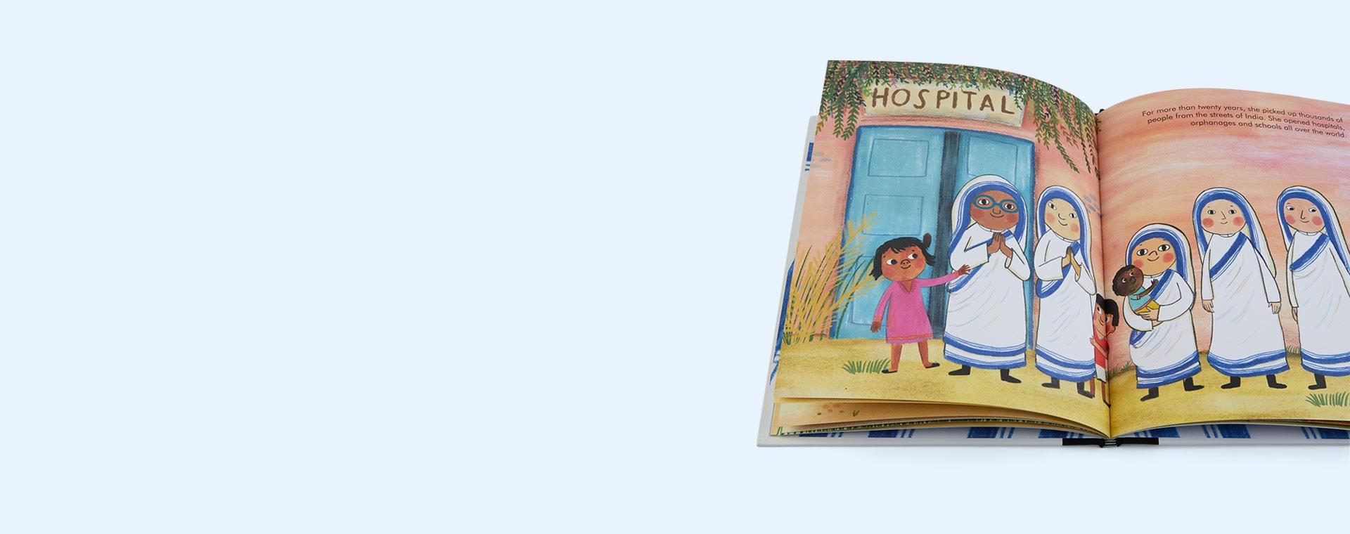 Multi bookspeed Little People Big Dreams: Mother Teresa