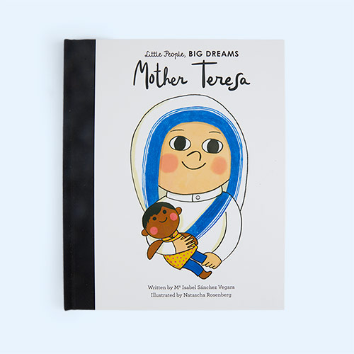 Multi bookspeed Little People Big Dreams: Mother Teresa