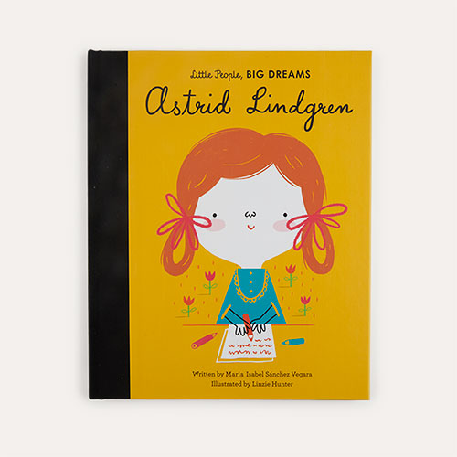 Multi bookspeed Little People Big Dreams: Astrid Lindgren