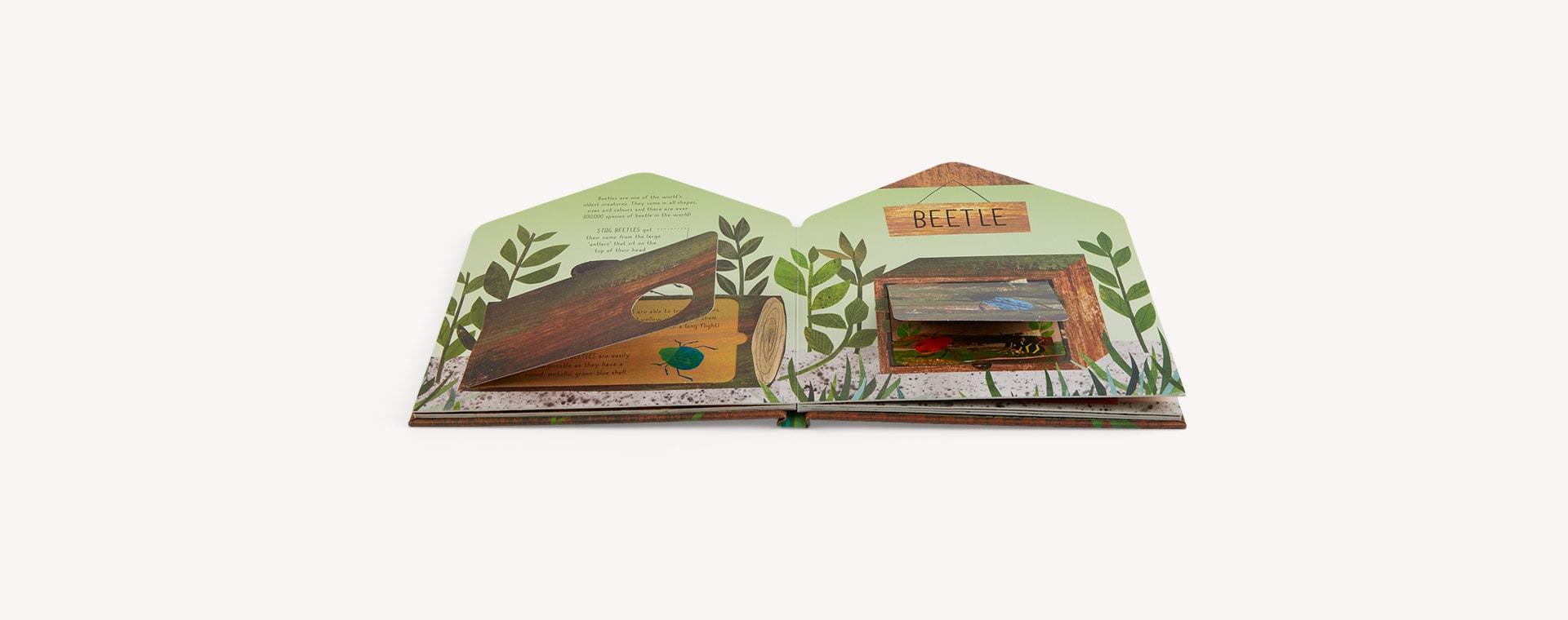 Multi bookspeed Bug Hotel