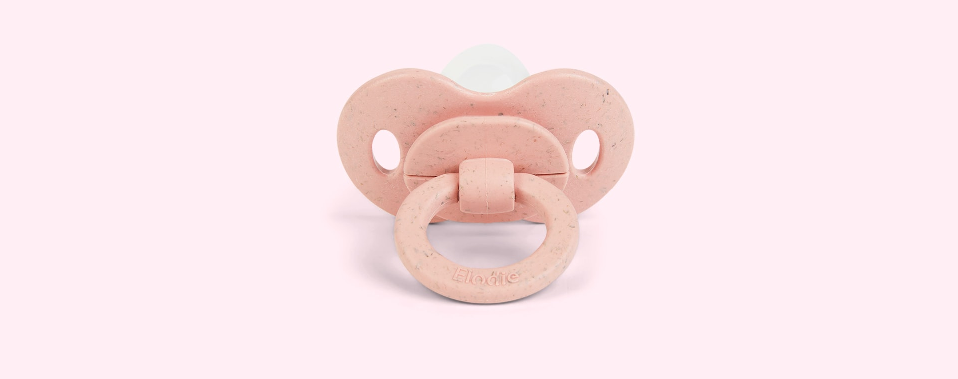 Faded Rose Elodie Bamboo Silicone Soother