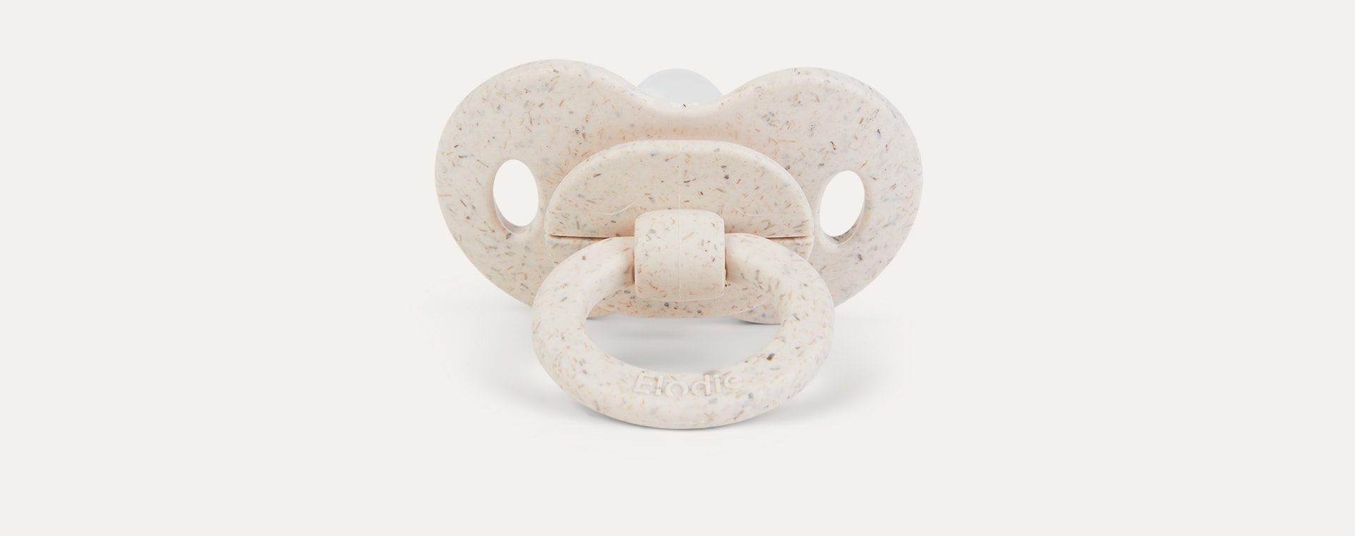 Lily White Elodie Bamboo Silicone Soother