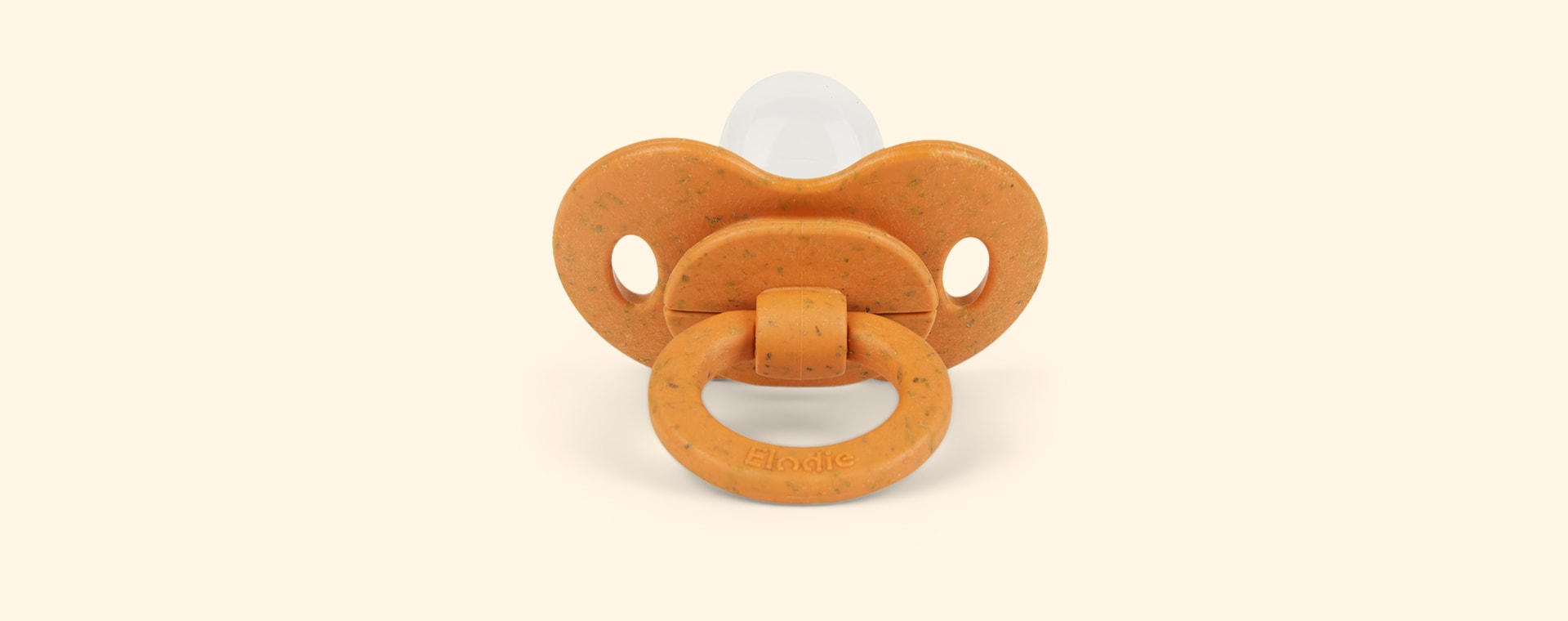 Gold Elodie Bamboo Silicone Soother