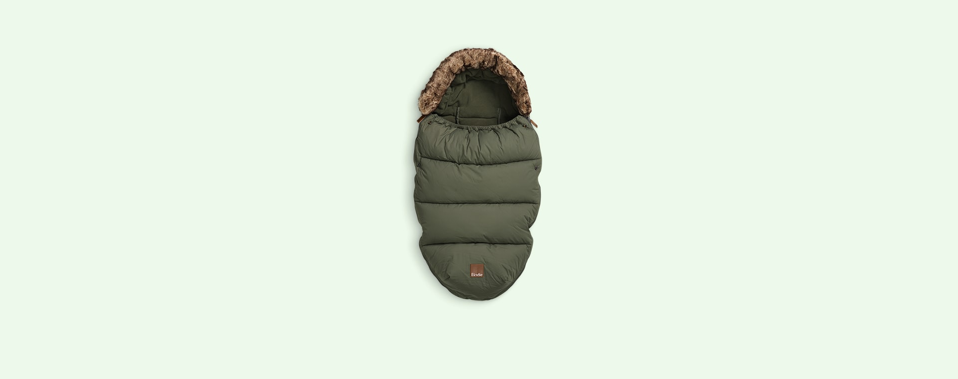 Rebel Green Elodie Footmuff