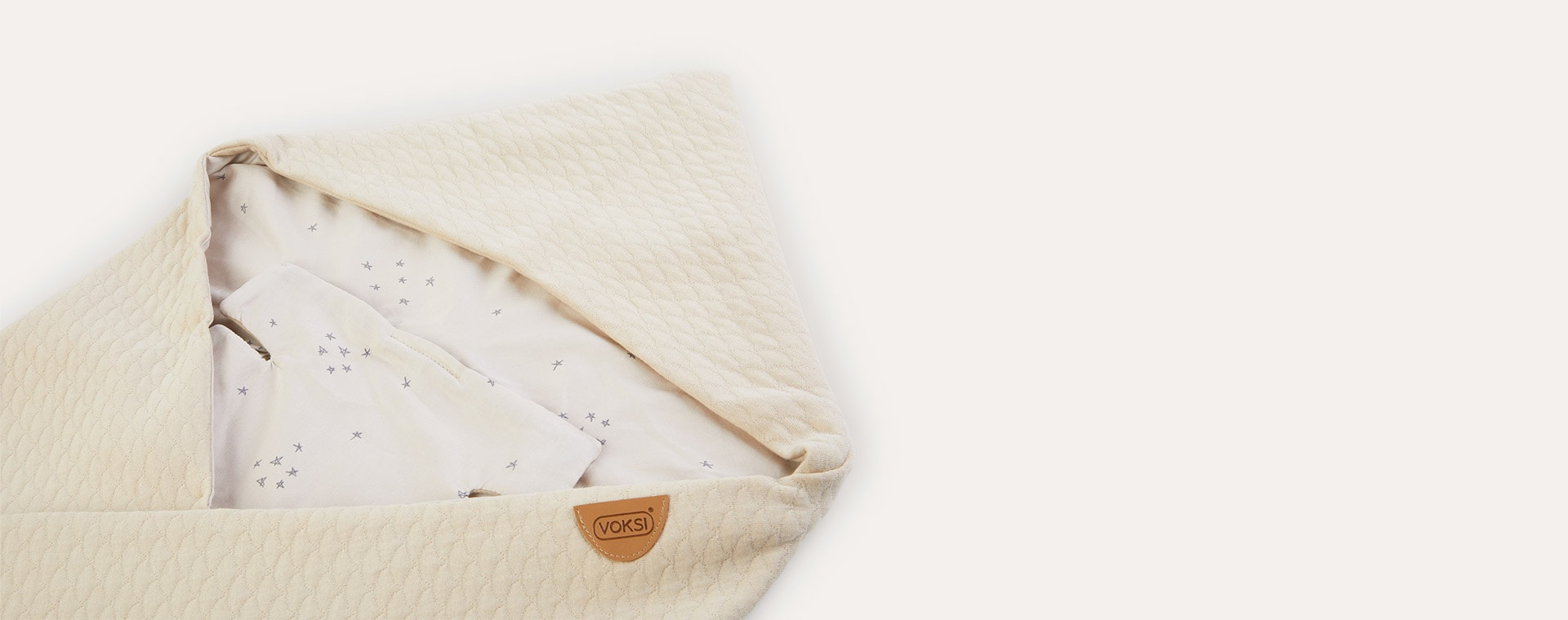 Sand Star Voksi Baby Wrap Blanket