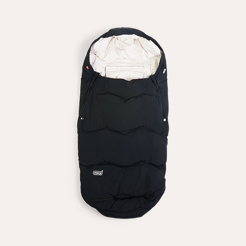 Black Voksi Explorer Footmuff