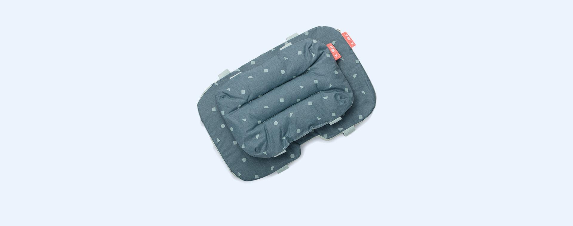 Petrol KAOS Klapp Highchair Cushion Set
