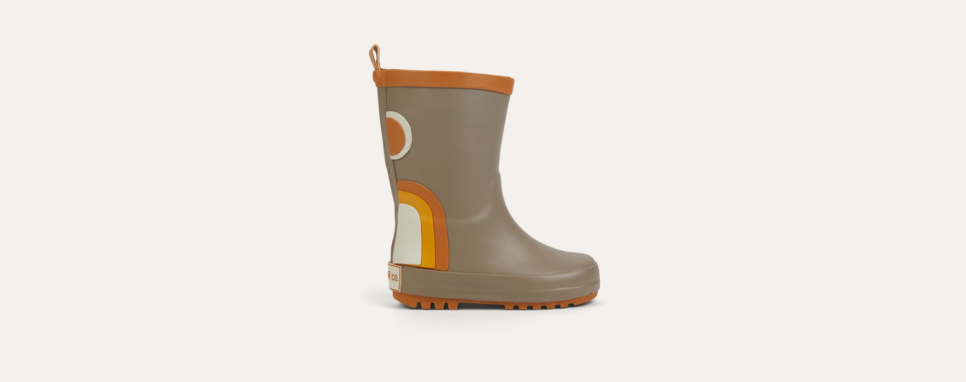 Rainbow-Stone Grech & Co Rubber Boots