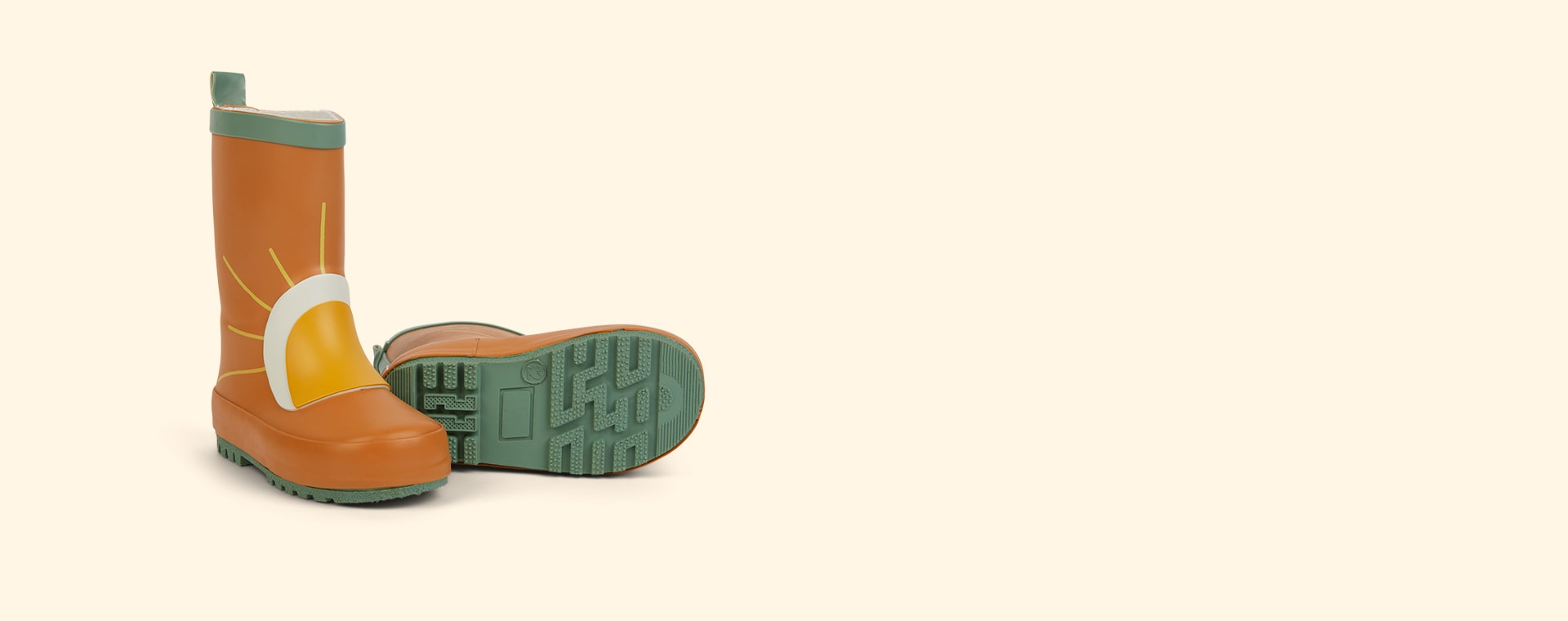 Sun-Spice Grech & Co Rubber Boots