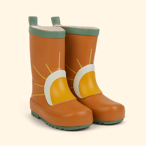 Sun-Spice Grech & Co Rubber Boots
