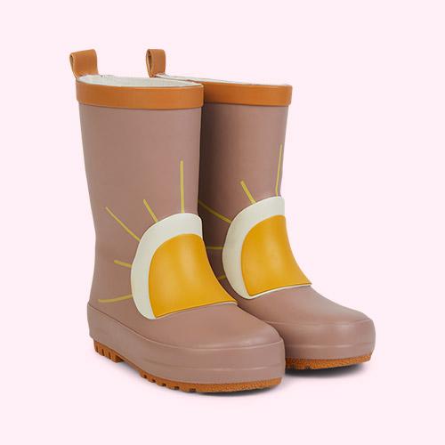 Sun-Burlwood Grech & Co Rubber Boots