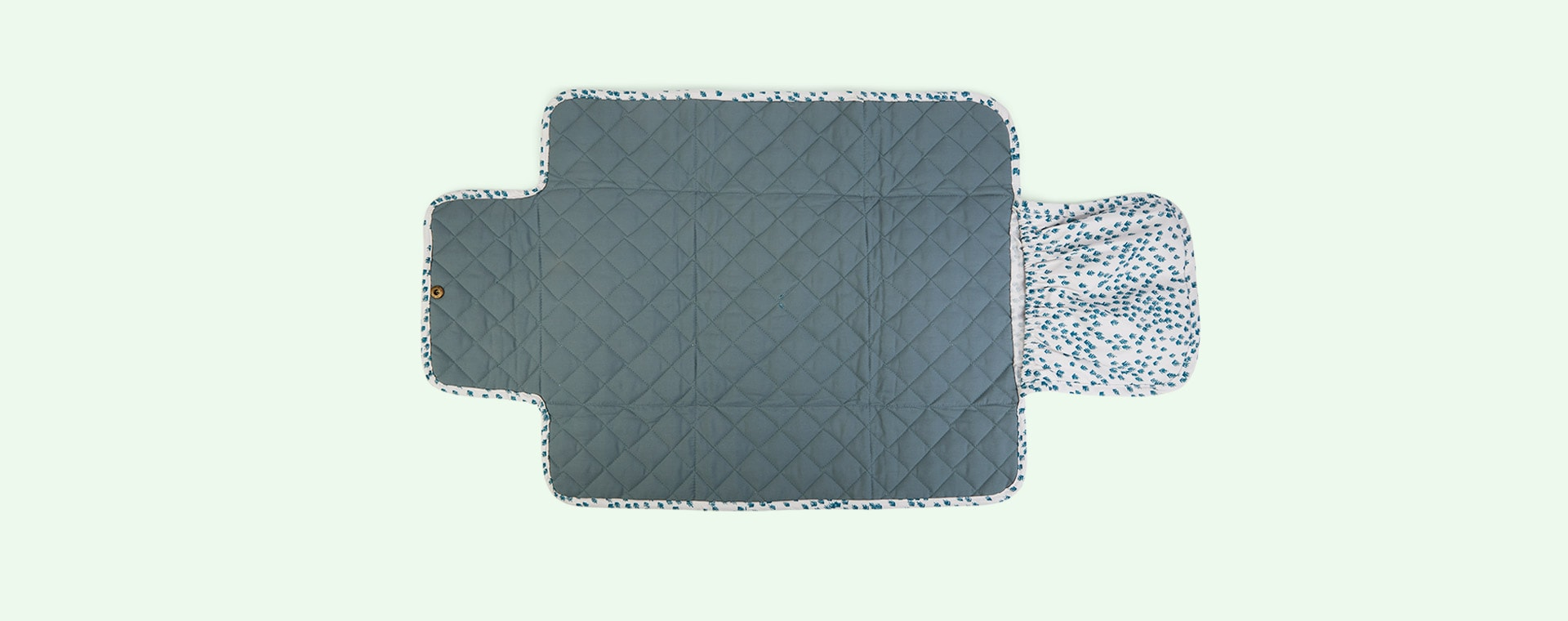 Nordic Forest Avery Row Travel Changing Mat
