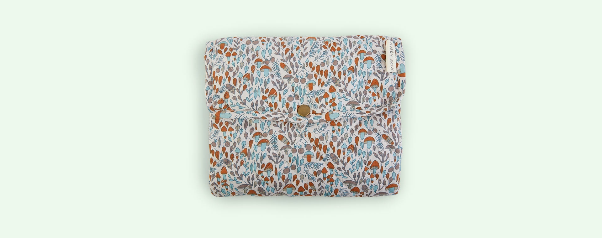 Woodland Walk Avery Row Travel Changing Mat