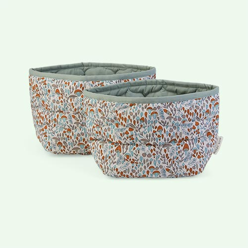 Woodland Walk Avery Row Set Of 2 Storage Baskets
