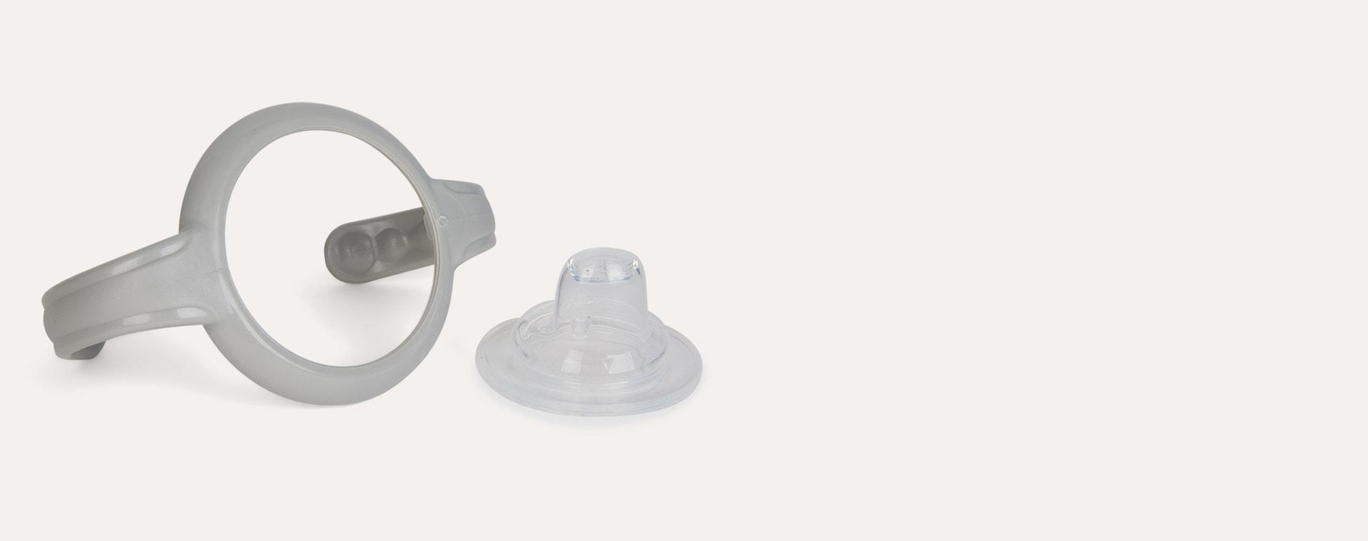 Grey Everyday Baby Sippy Kit