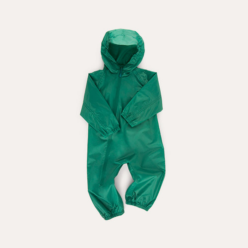 Pine KIDLY Label Packaway Puddle Suit