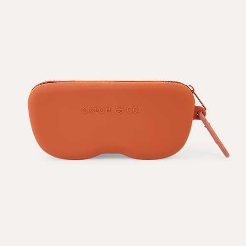 Rust Grech & Co Sunglasses Case