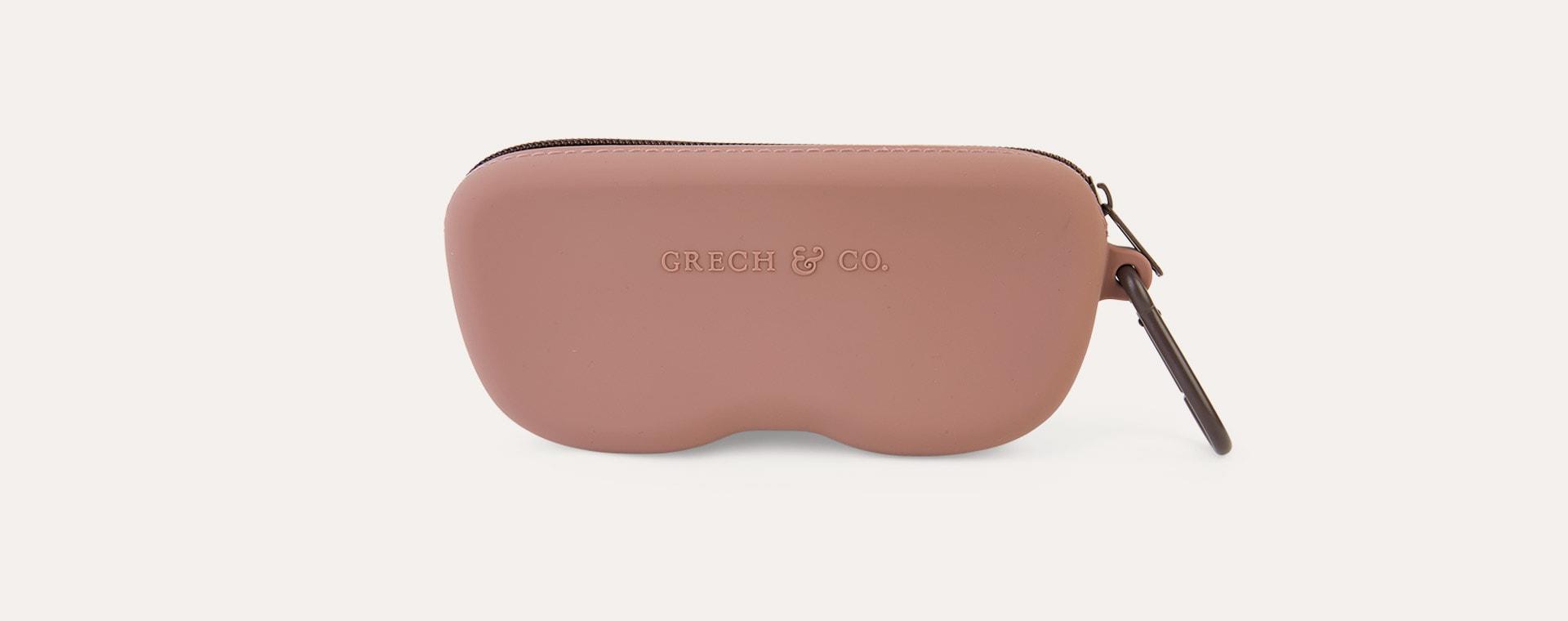 Burlwood Grech & Co Sunglasses Case