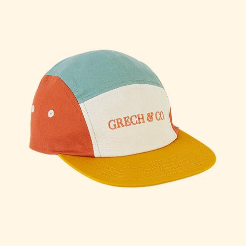 Fern and Buff Grech & Co Capsie Sun Cap