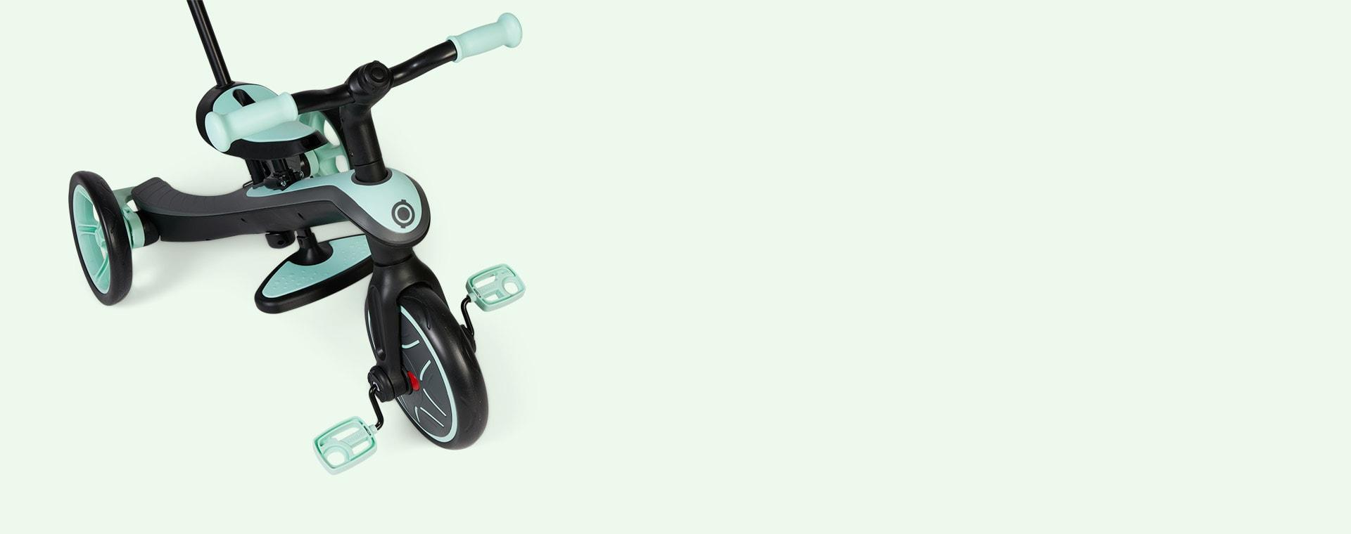 Mint Globber Explorer Trike 4-in-1