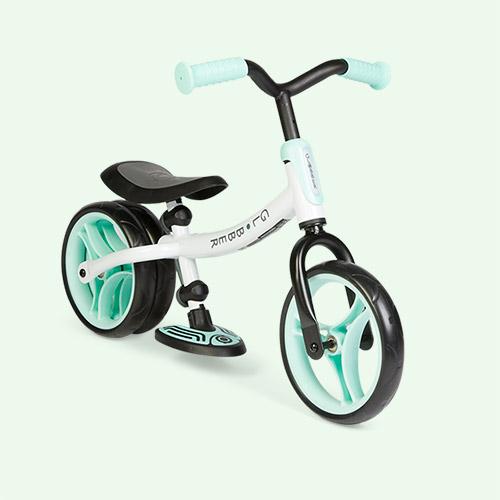 Mint Globber Go Bike Duo