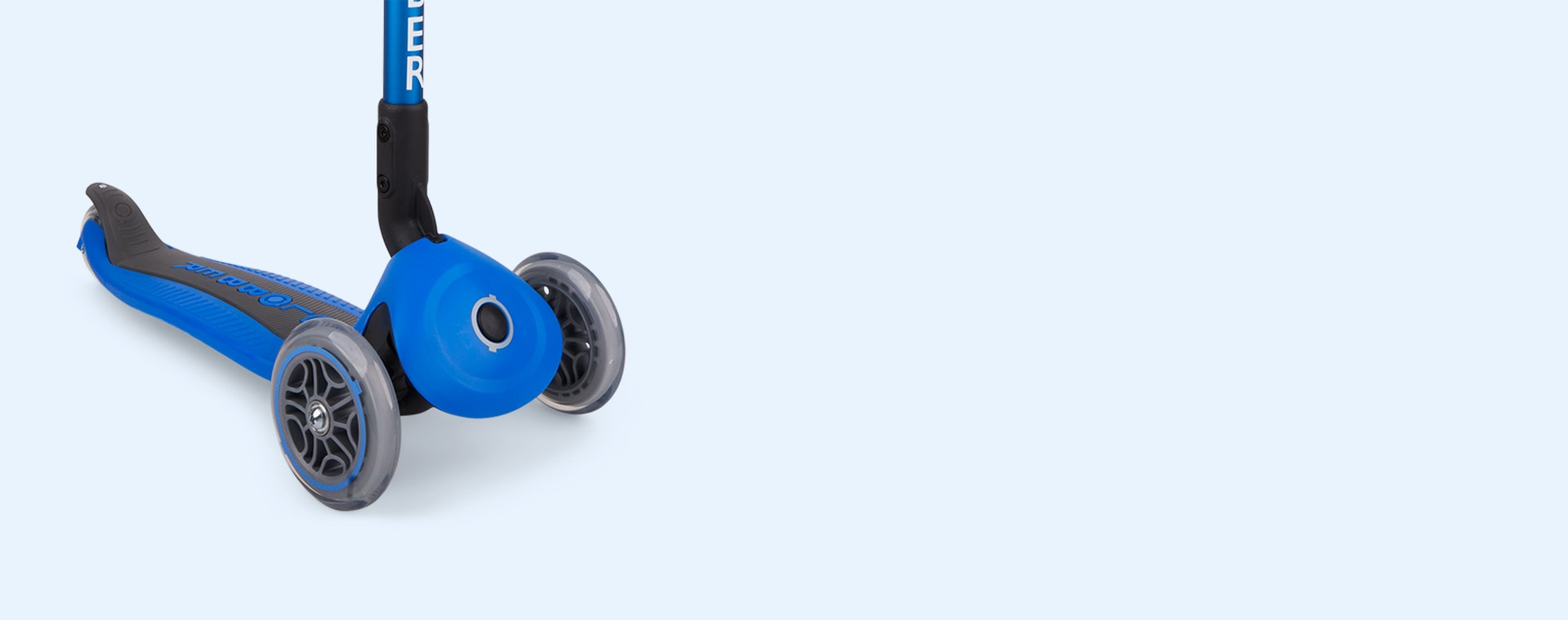 Navy Blue Globber Junior Foldable