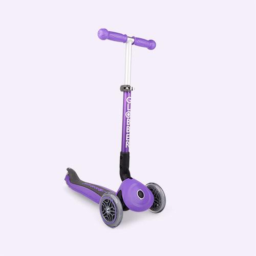 Violet Globber Junior Foldable