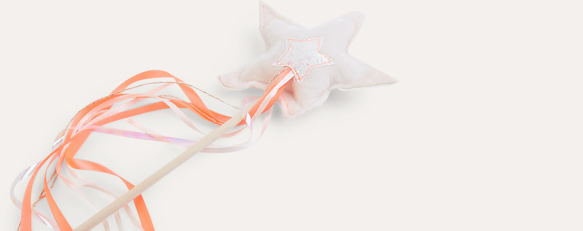 Pink Meri Meri Star Wand