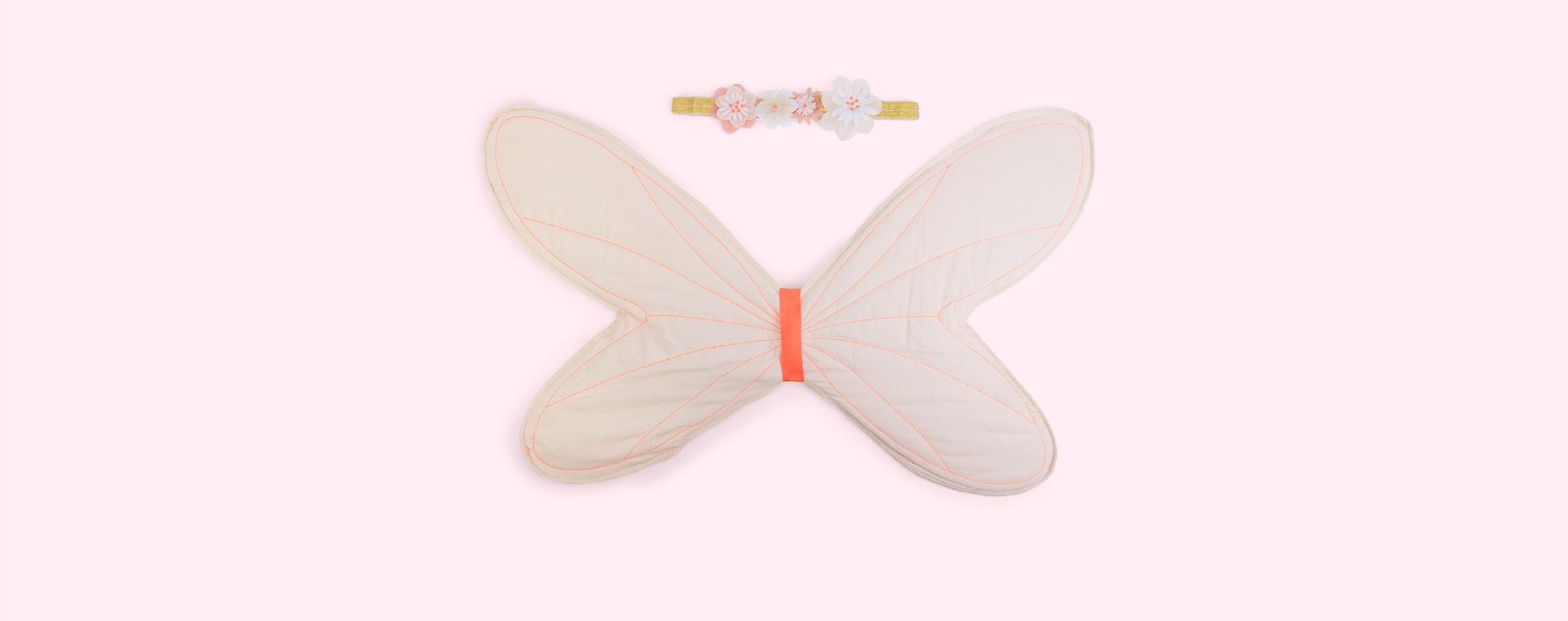 Pink Meri Meri Fairy Wings Dress Up