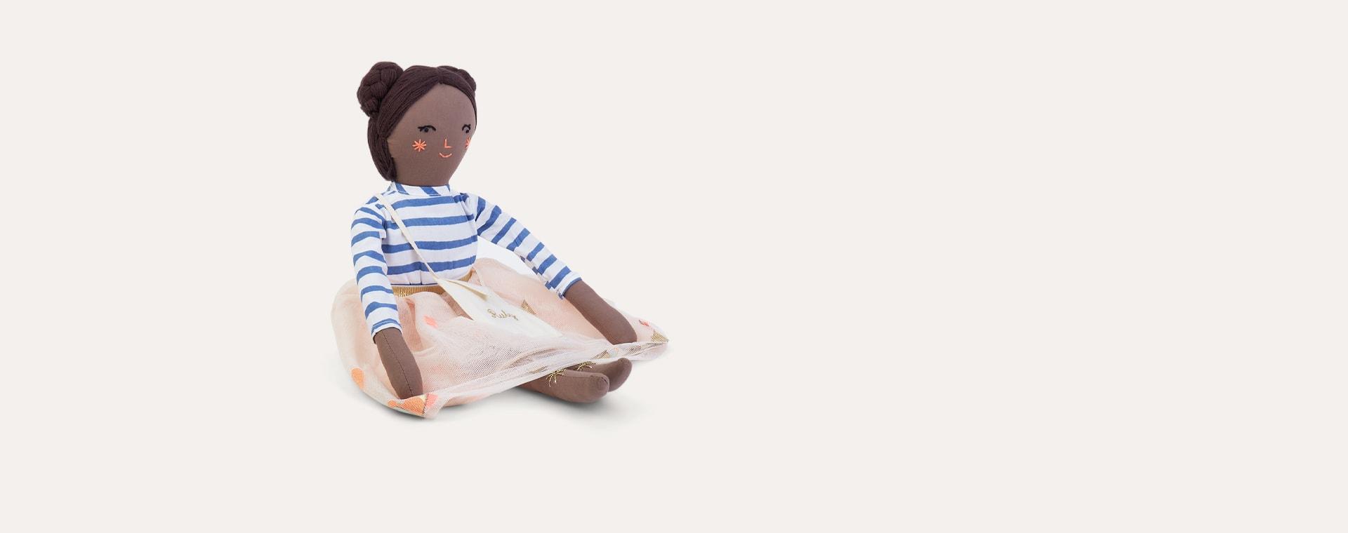 Multi Meri Meri Ruby Doll
