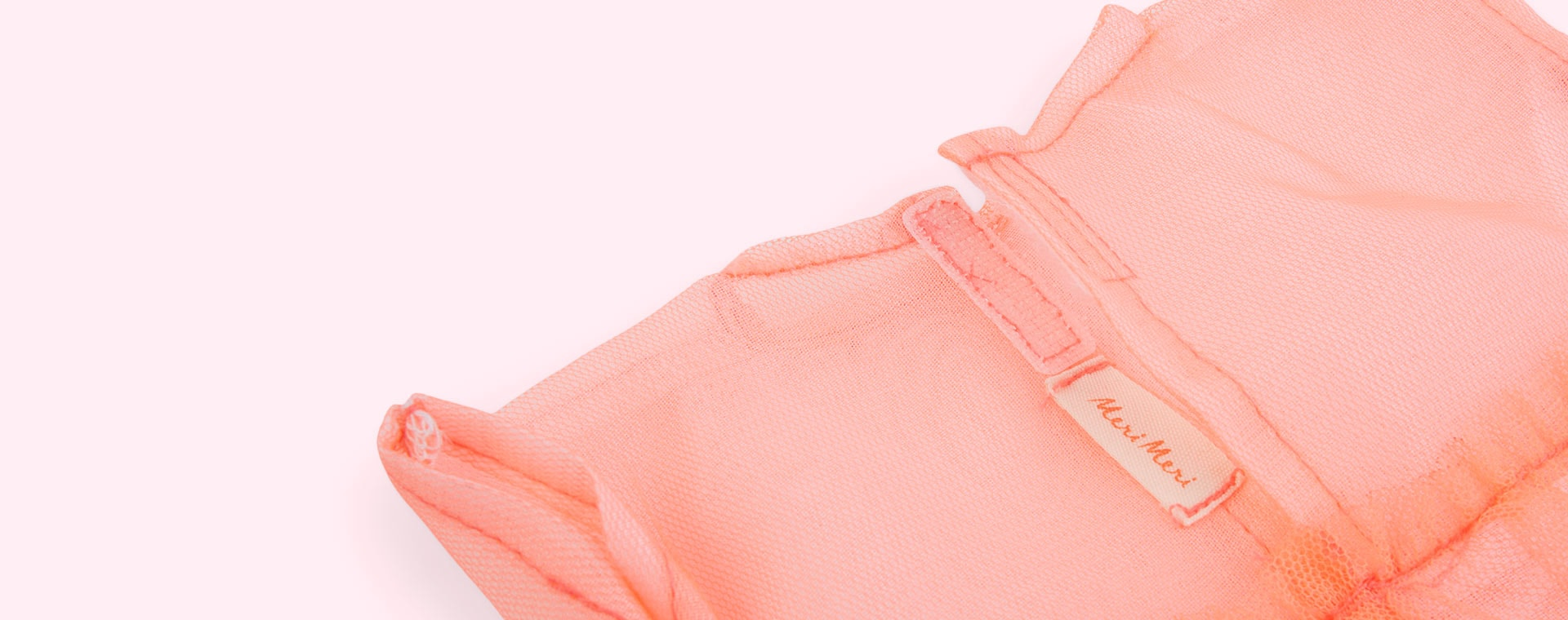 Pink Meri Meri Flower Dolly Dress Up