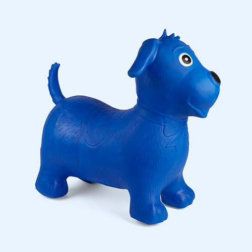 Blue Happy Hopperz Dog Hopper