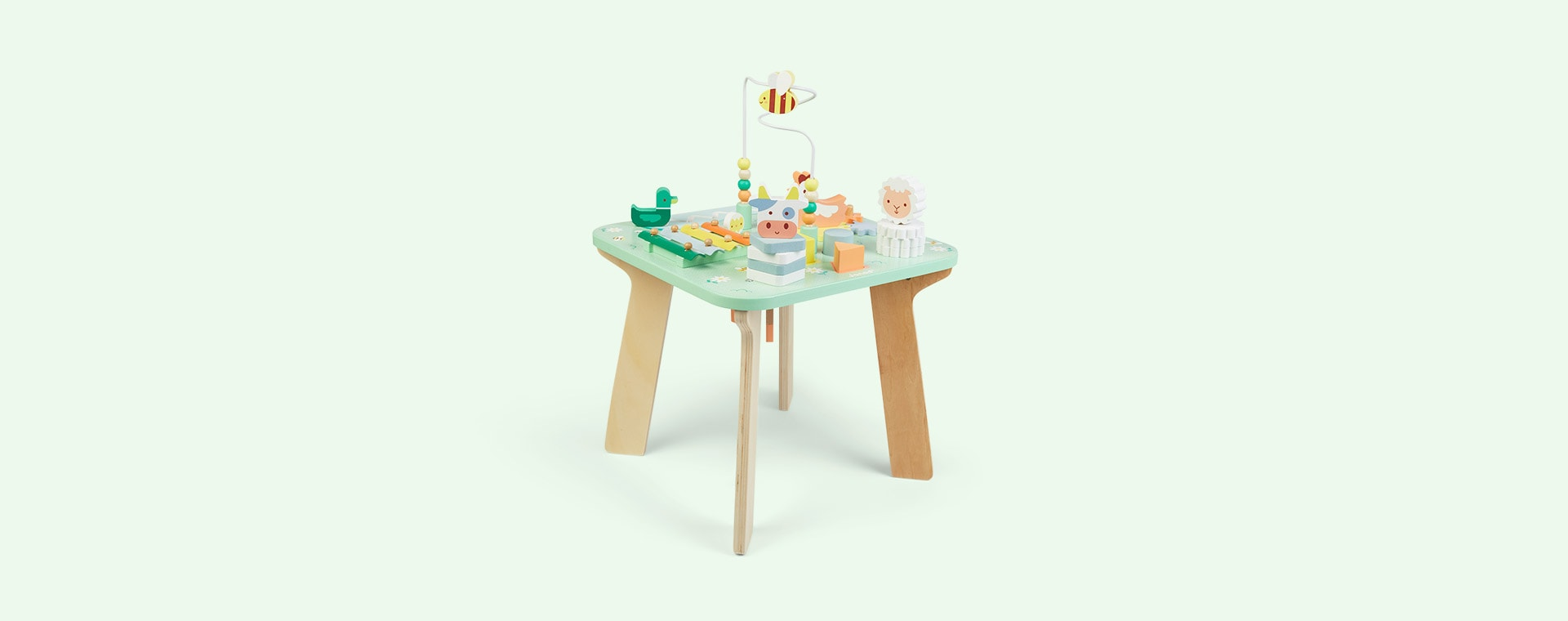 Multi Janod Meadow Activity Table