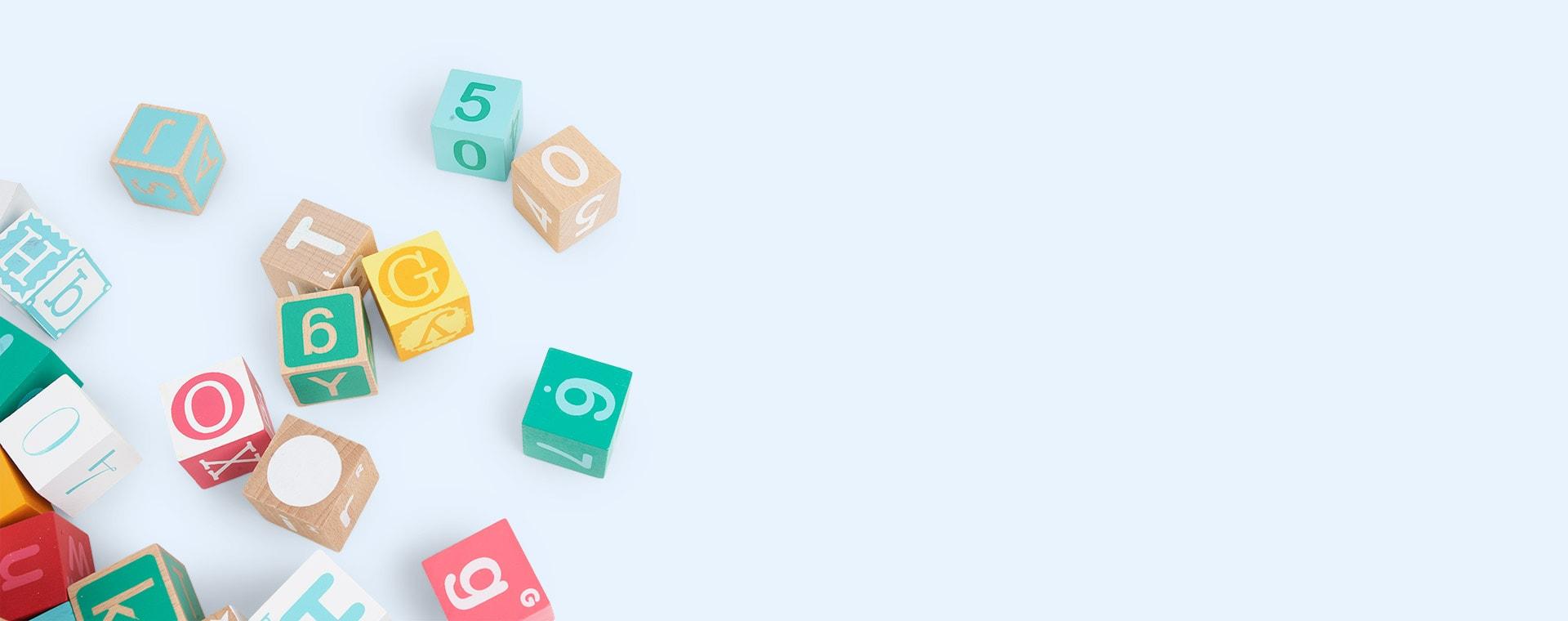 Multi Janod Kubix 40 - Cubes