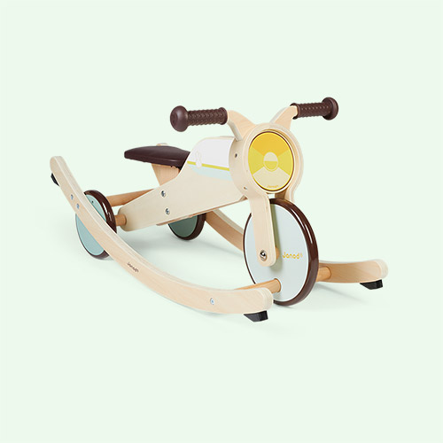 Multi Janod Rocking Tricycle
